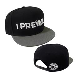 Two-tone Double Logo Snapback