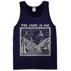 The Story So Far Album Art Navy Tank Top