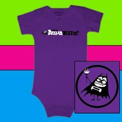 Classic Purple Infant Onesie *Final Print!*