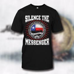 San Antonio Black T-Shirt