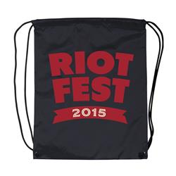 Event 2015 Black Cinch Bag