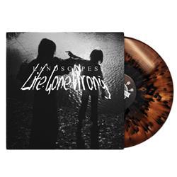 Life Gone Wrong Beer W/Black Splatter LP