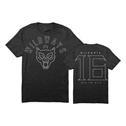 Wolf Varsity 16 Black