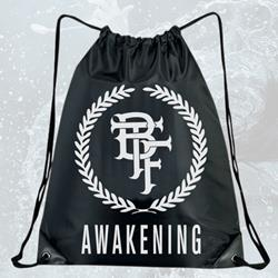 blessthefall - Awakening Black Drawstring Bag