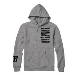 Seal Gray Hooded