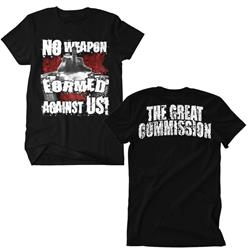 No Weapon Black *Sale! Final Print* $6 Sale Final Print! $6 Sale