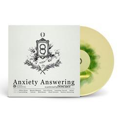 Anxiety Answering Olive / Cream Haze