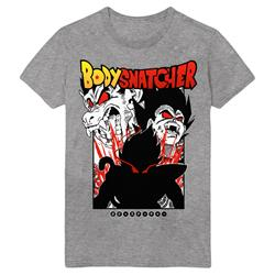 DBZ Heather Grey