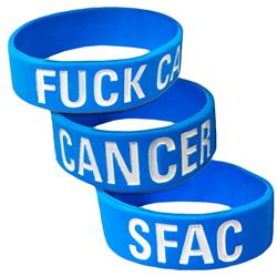 Fuck Cancer Teal