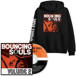 Volume 2 CD + Hoodie