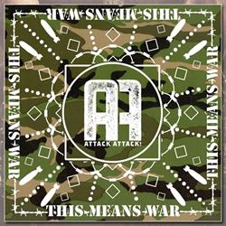 This Means War Camo Bandana