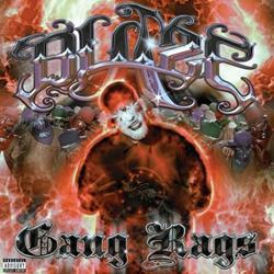Gang Rags Royal Blue