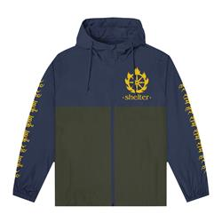 Logo Navy/Army Zip Up
