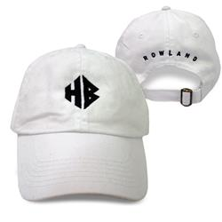 HB Diamond White Dad Hat