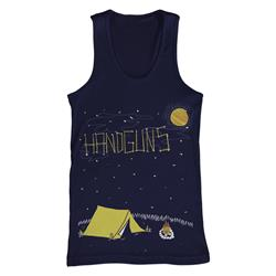 Starry Night Blue Tank Top