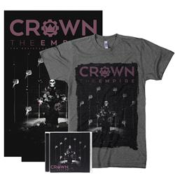 Crown The Empire - The Resistance: Deluxe Edition - Bundle 1