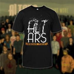 Break Free Black T-Shirt *Final Print*