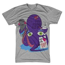 Octopus Heather Grey *Final Print!*