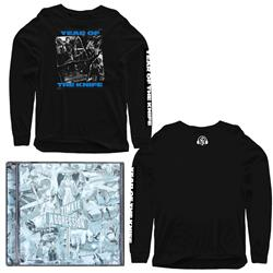 Ultimate Aggression CD + Ripped Long Sleeve