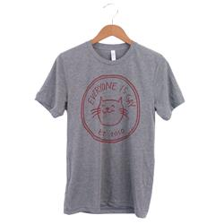 Happy Cat Heather Grey