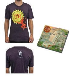 Jahnavi Harrison CD/Tee Bundle