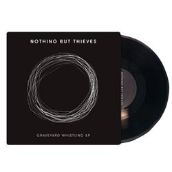 Nothing But Thieves Graveyard Whistline Black