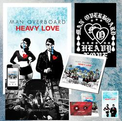 Man Overboard - ACCESSORIES CD BUNDLE