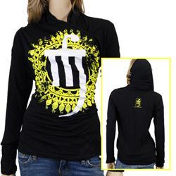 Yellow Logo On Black Wrap