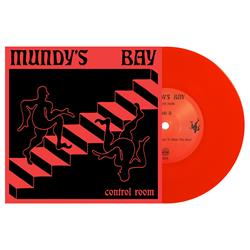 Control Room Blood Red Vinyl 7