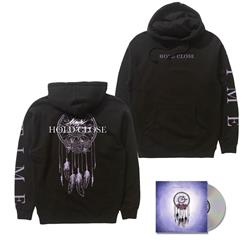 Time CD + Black Pullover