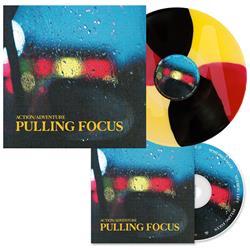 Pulling Focus LP+CD