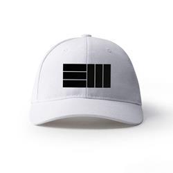 Logo White Baseball Cap