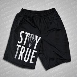 Stay True (Pockets) Black