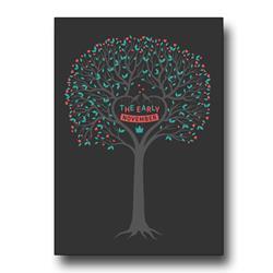 Tree Silkscreen Poster