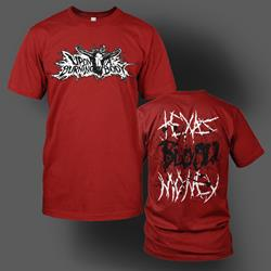 Texas Blood Money Red