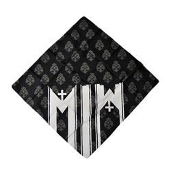 MIW Black Bandana