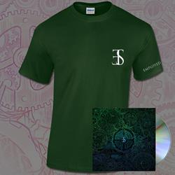 Eternal Forward Motion CD + T-Shirt