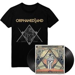 Black Vinyl 2x LP + Pyramid T-Shirt Exclusive