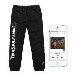 Wolf Sweatpants + Zoo Digital Album