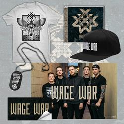 Wage War - Blueprints - Bundle 4