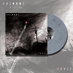 Devil Gray Smoke Marble LP