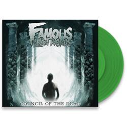Famous Last Words - Council of The Dead Green LP + Download