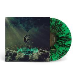 Xeno Green W/ Black Splatter