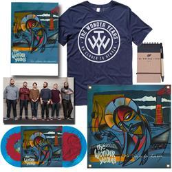 No Closer To Heaven Vinyl LP + T-Shirt + Flag + Notebook + Poster