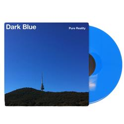 Pure Reality Blue Vinyl LP