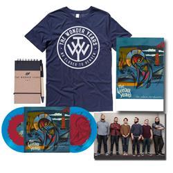 No Closer To Heaven Vinyl LP + T-Shirt + Notebook + Poster