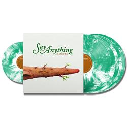 Is A Real Boy 10 Year Anniversary Green/White Marble  Boxset