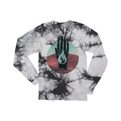 Dark Divine Black Smoke Tie-Dye