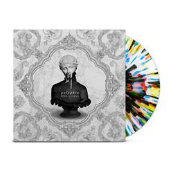 Renaissance Clear W/ Rainbow Splatter