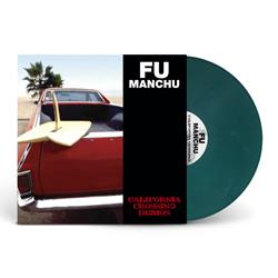 Fu Manchu - California Crossing Demos Green Vinyl